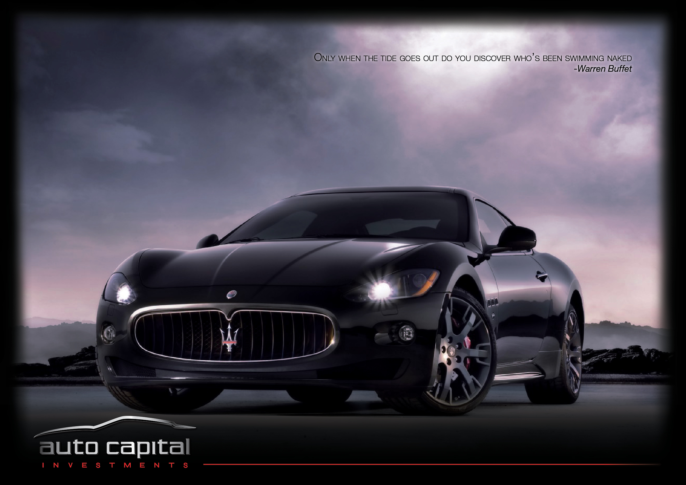 Auto capital posters for Capital motors used cars